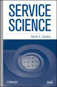 Service Science 1st edition 9780470525883 0470525886
