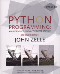 Python Programming 2nd Edition 9781590282410 1590282418