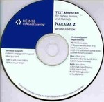 Audio CD-ROM for Hatasa/Hatasa/Makino's Nakama 2: Japanese Communication, Culture, Context 2nd edition 9780547171654 054717165X