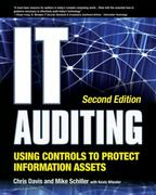 IT Auditing Using Controls to Protect Information Assets, 2nd Edition 2nd Edition 9780071742382 0071742387
