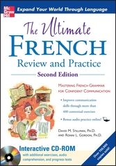 The Ultimate French Review and Practice 2nd Edition 9780071744164 0071744169