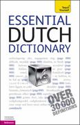 Essential Dutch Dictionary: A Teach Yourself Guide 3rd edition 9780071747387 0071747389