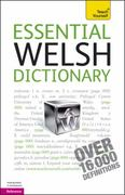 Essential Welsh Dictionary: A Teach Yourself Guide 4th edition 9780071747431 0071747435