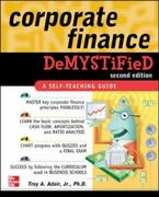 Corporate Finance Demystified 2/E 2nd edition 9780071749077 0071749071