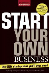 Start Your Own Business, Fifth Edition 5th Edition 9781599183879 1599183870