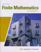 Finite Mathematics with Applications plus MyMathLab/MyStatLab Student Access Code Card 10th edition 9780321708939 0321708938