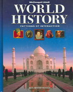 World History, Grades 9-12 Patterns of Interaction 1st Edition 9780618187744 061818774X