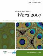 New Perspectives on Microsoft Office Word 2007, Comprehensive 1st edition 9781423905820 1423905822
