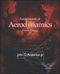 Fundamentals of Aerodynamics 4th edition 9780072950465 0072950463