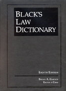 Black's Law Dictionary 8th edition 9780314151995 0314151990