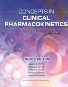 Concepts in Clinical Pharmacokinetics 5th edition 9781585282418 1585282413