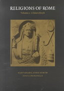 Religions of Rome 1st Edition 9780521456463 0521456460