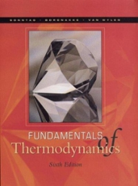 Fundamentals of Thermodynamics 6th edition 9780471152323 0471152323