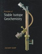 Principles of Stable Isotope Geochemistry 1st edition 9780130091390 0130091391