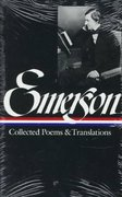 Emerson: Collected Poems and Translations 0 9780940450288 0940450283
