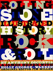The Rolling Stone Illustrated History of Rock and Roll 3rd Edition 9780679737285 0679737286