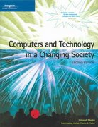Computers and Technology in a Changing Society, Second Edition 2nd edition 9780619267674 0619267674