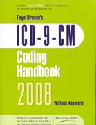 ICD-9-CM Coding Handbook, Without Answers 1st edition 9781556483431 1556483430