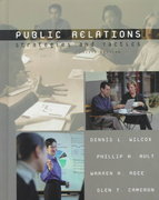 Public Relations 6th edition 9780321055552 0321055551