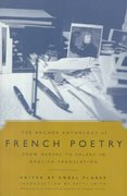 The Anchor Anthology of French Poetry 0 9780385498883 0385498888