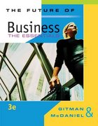 The Future of Business 3rd edition 9780324542790 0324542798