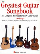 The Greatest Guitar Songbook 0 9780634000171 0634000179