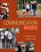 Communication Works with CD-ROM 4.0 9th edition 9780073297026 007329702X