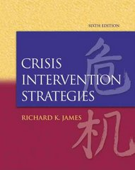 Crisis Intervention Strategies 6th Edition 9780495100263 0495100269