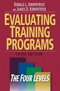 Evaluating Training Programs 3rd edition 9781576753484 1576753484