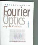Introduction to Fourier Optics 3rd edition 9780974707723 0974707724