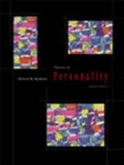 Theories of Personality 7th Edition 9780534348984 053434898X