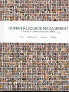 Human Resource Management 6th edition 9780073530208 0073530204