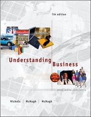 Understanding Business 7th edition 9780072538762 0072538767