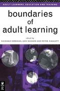 Boundaries of Adult Learning 1st edition 9780415136143 0415136148