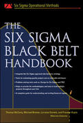 The Six Sigma Black Belt Handbook 1st edition 9780071501453 0071501452