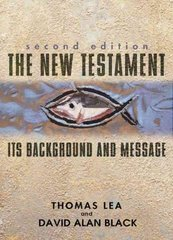 The New Testament 2nd edition 9780805426328 0805426329