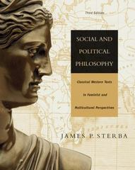 Social and Political Philosophy 3rd edition 9780534602109 053460210X