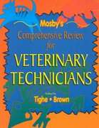 Mosby's Comprehensive Review For Veterinary Technicians 0 9780815190448 0815190441