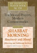 Shabbat Morning 0 9781580232401 158023240X