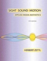 Sight, Sound, Motion 5th Edition 9780495095729 0495095729