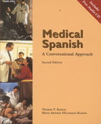Medical Spanish 2nd edition 9780030311062 0030311063