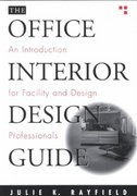 The Office Interior Design Guide 1st edition 9780471181385 0471181382