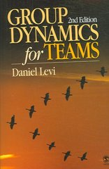 Group Dynamics for Teams 2nd edition 9781412937498 1412937493