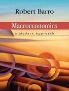 Macroeconomics 1st edition 9780324178104 0324178107