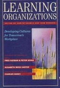 Learning Organizations 1st edition 9781563273407 1563273403