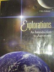 Explorations INTRO to Astronom 5th Edition 9780072943603 0072943602
