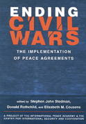 Ending Civil Wars 1st Edition 9781588260833 1588260836