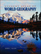 Student Atlas of World Geography 4th edition 9780072998467 0072998466