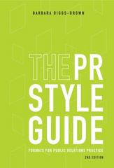 The PR Styleguide 2nd Edition 9780495006435 0495006432