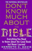 Don't Know Much About the Bible 1st Edition 9780061795596 0061795593
